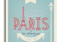 Salut Paris / by Nikolina Gondevska