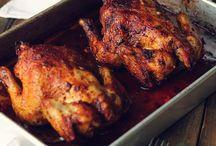 Cocinando rico pollo / by Macarena de Rus