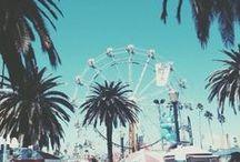 California dream / by Blondie Baby