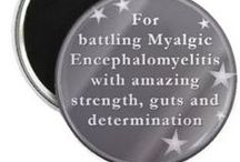 M.E / Myalgic Encephalomyelitis (M.E.) is recognised by the WHO (since 1969) as a distinct organic neurological disease ~  M.E. is not medically unexplained or untestable ~ M.E. is a multi-system disease which is characterised by post-encephalitic damage to the brain stem; a nerve centre which controls all vital bodily functions ~ M.E. is primarily neurological but because the brain controls all vital bodily functions virtually every bodily system can be affected - from www.hfme.org / by Idiosyncratic Eye