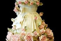 Beautiful cakes / by Linda Tachikawa