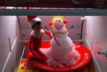 Elf on the Shelf!! / by Amanda DiBella