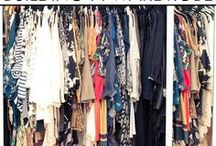 my fantasy closet / Outfit inspiration an some clothes that I like. / by Hallie