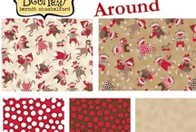 Monkey Around Fabric Collection / Go bananas over Quilting Treasures' newest collection featuring adorable and lovable monkeys by Bethany Berndt Shackelford.    / by Quilting Treasures