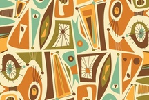 Mad Mod - Mid - Century Modern / by Quilting Treasures