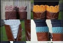 Crochet and Hankie Projects / by Ellen Ross
