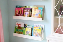 Kids Bedroom Spaces / You can never have too many ideas for kids rooms, this is certainly a board that will GROW with them!  / by Amber Jones