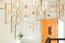 How/Where to Hang Custom Framed Art / by Larson-Juhl
