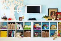 kids - playroom / by Elise Jeffery
