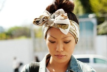 Accessorize / For those moments when your crown of glory needs a side piece.  / by Miss Jessie's