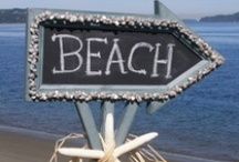 A Day At The Beach & Summertime! :D / by Vicki K.