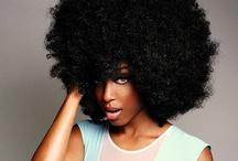 Kinky Hair / by Miss Jessie's