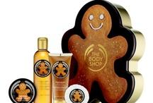 Imbirowe szaleństwo / W tym sezonie linia Imbirowa powraca w zupełnie nowym wydaniu z ciasteczkowym ludzikiem. Linia zawiera produkty do pielęgnacji ciała, do kąpieli oraz zapachy do domu. / by The Body Shop Polska