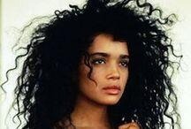 Hair Icons  / Curly, Kinky, & Wavy Divas / by Miss Jessie's