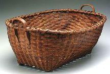 handwoven baskets / by Ellen Ross
