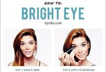 How to/The basics/Looks / Learn how to do the basics and get some hair/makeup ideas :) / by Fierce