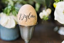 Easter/Pastel Weddings / by Wedding Paris