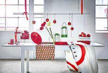 Inspiração de Natal IKEA 2013 / Um Natal para cada casa, uma ideia para cada pormenor. Vamos preparar a casa para receber o Natal? / by IKEA Portugal