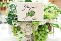 Green/Mint Wedding / by Wedding Paris