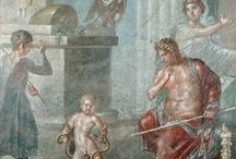 Ancient Rome / Art and artifacts from the days of Roman Empire and other Ancient Roman inspired imagery / by Eddie Catone