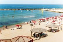 Viva Tel Aviv! / Your guide to Tel Aviv, Jerusalem, Jaffa... Israel and Palestine territories  / by Maria Macmillan