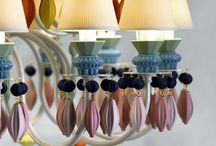 Lighting / by Suzanne Ferrer Interiors & Antiques