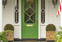 Porch & Patio / by Suzanne Ferrer Interiors & Antiques