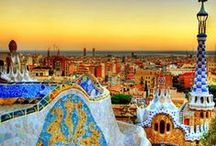 Spanish-Speaking Countries / Places I want to visit / by elizabeth jane