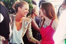 XOXO, Gossip Girl. / by Michelle Dickson