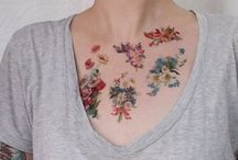 Tattoos / by pyttesyster.
