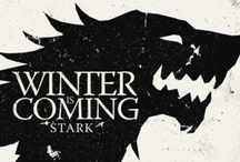 Game of Thrones / A Song of Fire and Ice fandom / All hail George RR Martin... / by Marisa Hurley