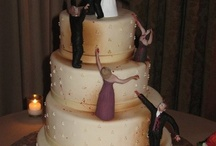 Recipes - Cakes (decorating ideas) / by Meghan (Ordus) Bowers