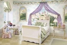 Rooms Fit for a Princess / by Vivian Villalon