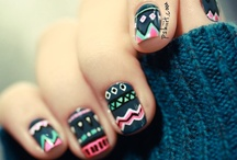 Nails, Nails, Nails. / by Natasha Knier