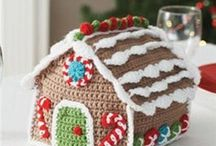 Christmas Crochet / by Judith K James
