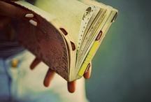 "b o o k s / ""Books are a uniquely portable magic.''  Stephen King / by Ivz Andonova"