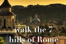 Roma / La piu' bella citta' del mondo. / by ire ne