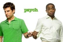 Psyched for Psych / Shawn and Gus have an adorable bromance / by Rebecca Gonzales