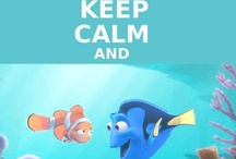 keep calm and...... / by sue winn