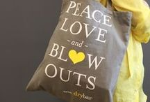 drybar goodies / by Drybar