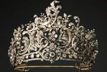 Crowns, Tiaras, and Sceptors (oh my!) / by Michelle Fennema