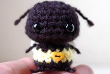 Amigurumi / I want to learn how to make this stuff! / by Shannyn Martin