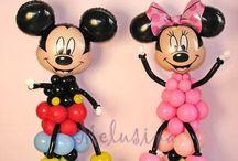 Balloon Decorations / by Laya Padigala