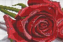Cross stitch / by Laya Padigala