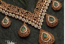 Indian Jewelry / Please be polite! Do not repin more than 6 to 8 pins from any of my boards at one time. Remember the world does not end tomorrow. BE ORIGINAL. Create your own sequences, do research and pin from different persons to make your board exclusive like mine. It takes several hours to improve boards with high quality. It's very disrespectful simply COPY. Thank you and enjoy. Happy pinning! / by Laya Padigala