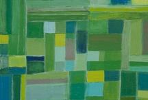 Green / by Laura Hollick ~ Soul Art Studio