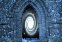 Portals / by Laura Hollick ~ Soul Art Studio