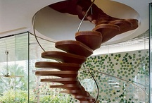 Steps~ Stairs~ Stairwells  and Staircases  / by Pamela Armas