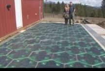 Prototyping New Solar Designs / Solar innovations by design innovators!  / by One Earth Designs