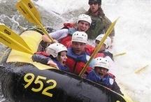 Whitewater / Rafting, Kayaking, Paddle Boarding / by Explore Rabun, North Georgia Mountains